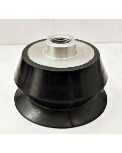 Ventosa com Inserto em Aluminio 86x45